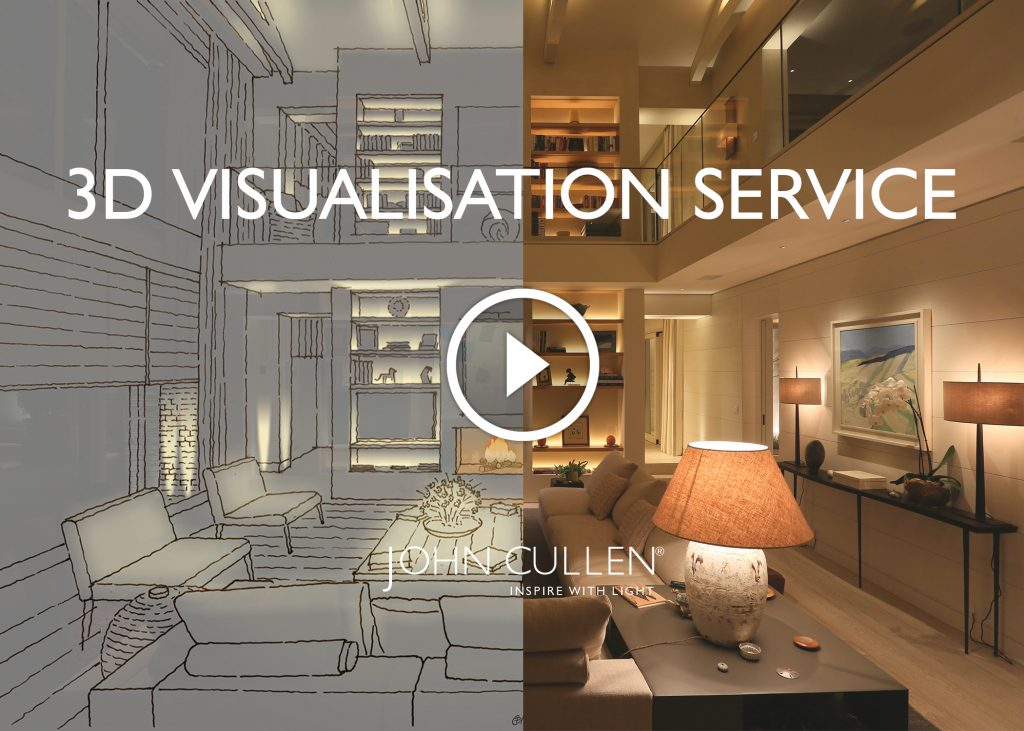 lighting visualisation service