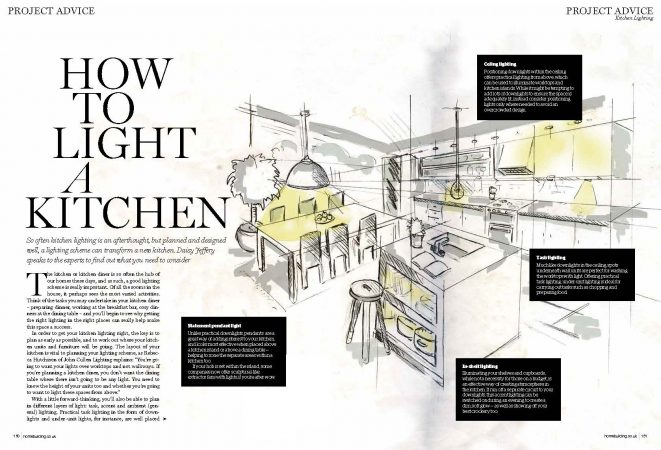 How to Light a Kitchen Nov17 Homebuilding and Renovating Mag_Page_1
