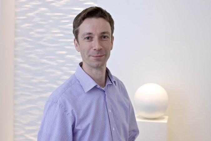 Peter van der Kolk CEO John Cullen Lighting