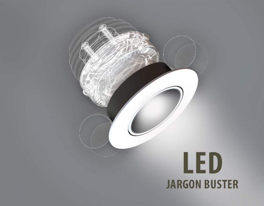 LED jargon buster example