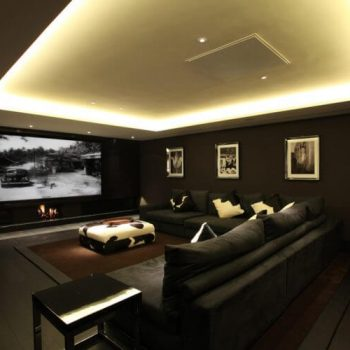 Home Theatre Lighting Ideas And Design John Cullen