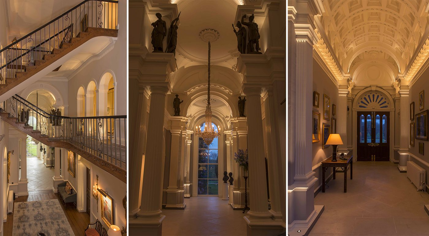 Historic Country House Lighting