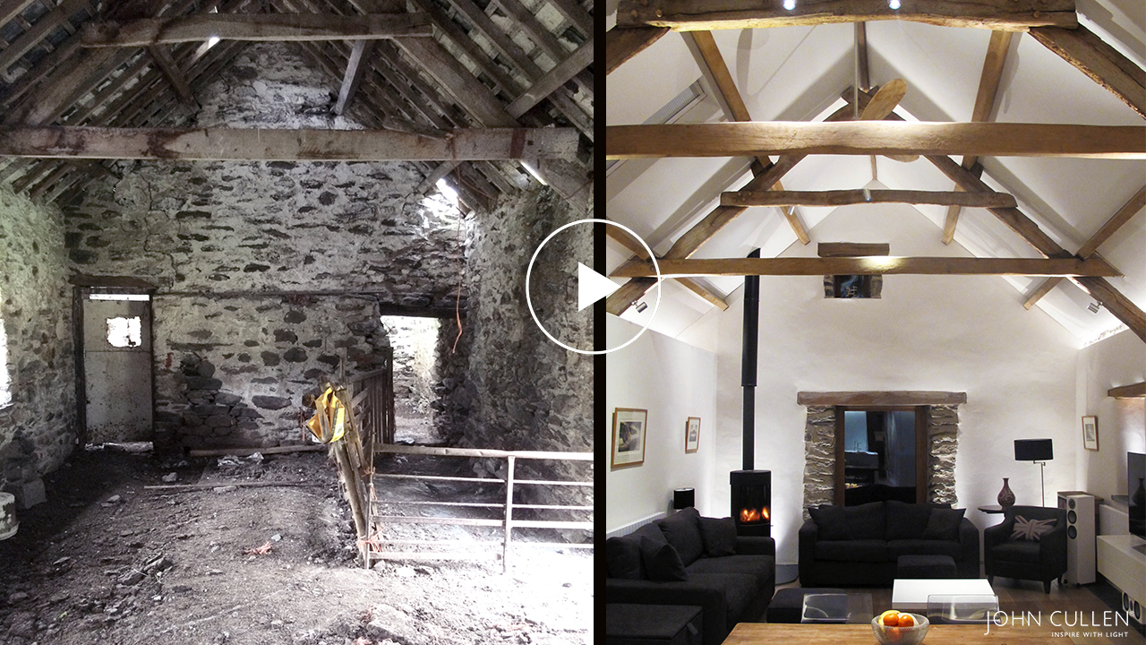 The Cowshed Before and After Thumbnail