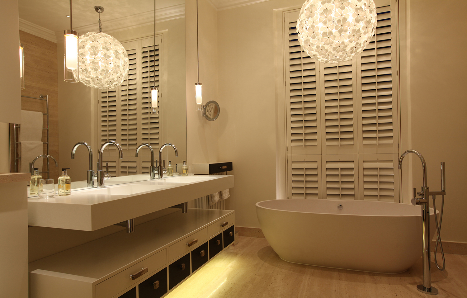 Contemporary Bathroom John Cullen