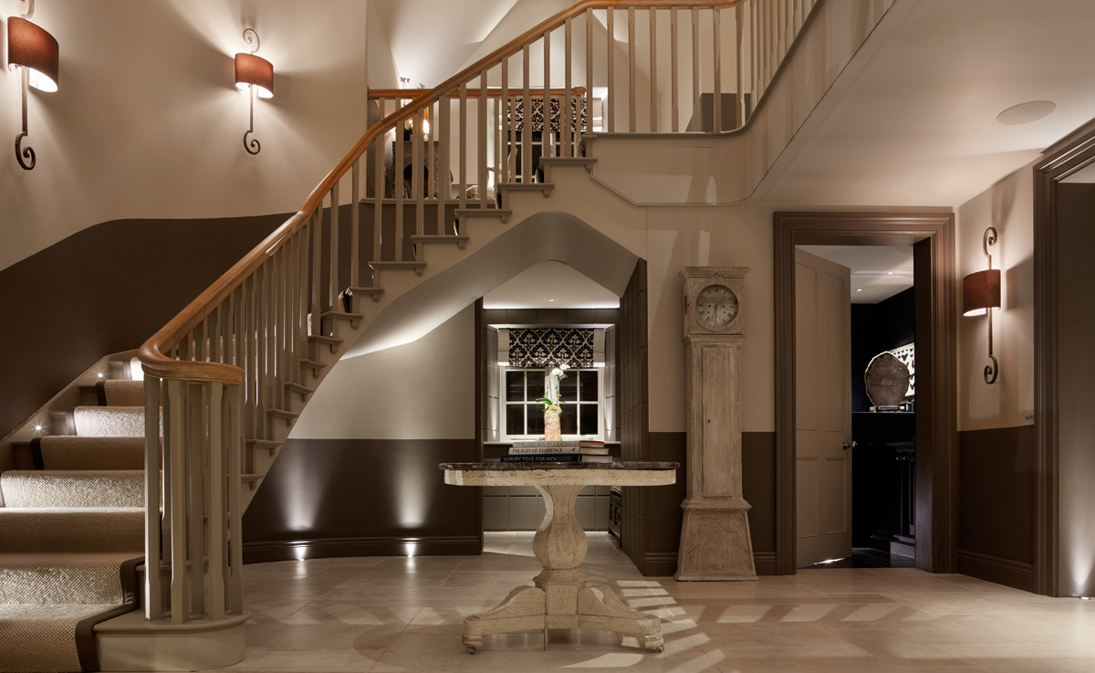 cotswold entrance hall lighting