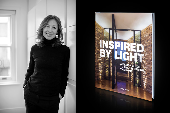 Sally Storey's New Book Inspired by Light