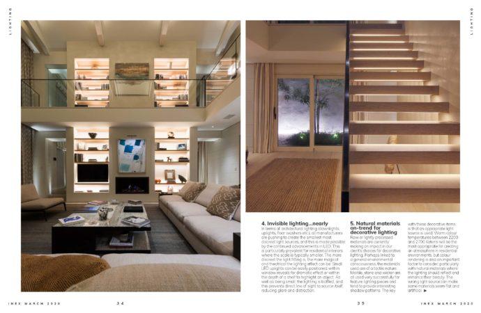 Residential lighting trends