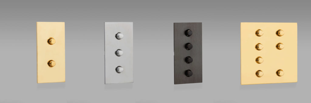 metallic odsey switch plate range
