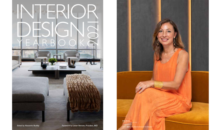 Interior Design yearbook 2021 Sally Storey Article about Lighting